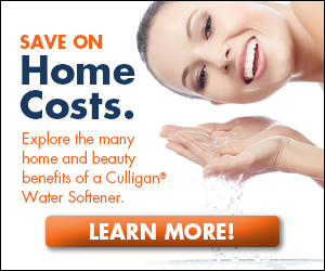 culligan water softener save on home costs offer
